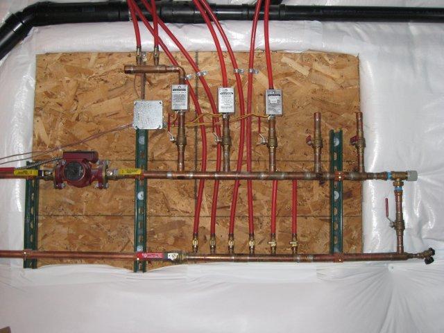 Radiant Heat: Zurn Radiant Heat Manifold